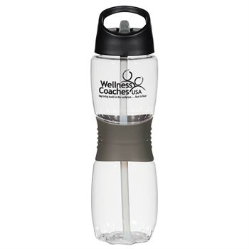 25oz. Hourglass Sports Bottle