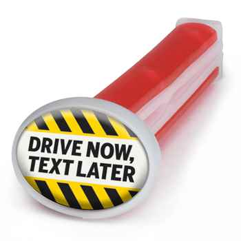Drive Now, Text Later Vent Stick Air Freshener