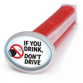 If You Drink, Don't Drive Vent Stick Air Freshener