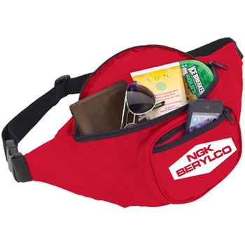 Hipster Deluxe Fanny Pack - Personalization Available