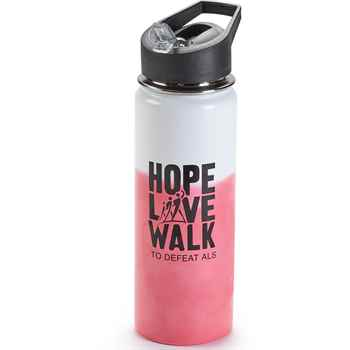 Color-Changing Stainless Steel Bottle 26-Oz. - Personalization Available