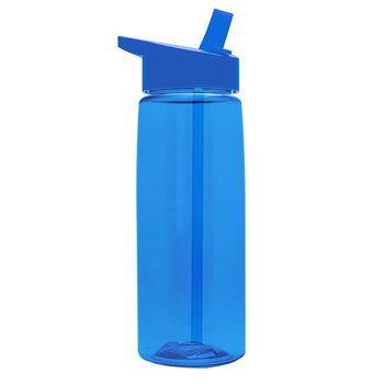 Tritan Flair Bottle with Flip Straw Lid 26oz.