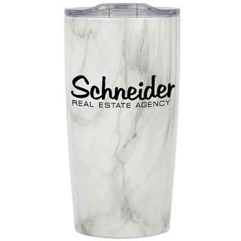 Marbled Himalayan Tumbler 20-Oz. - Personalization Available