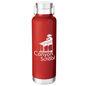 h2go® Journey Powder-Coated Thermal Bottle 25-Oz. - Personalization Available