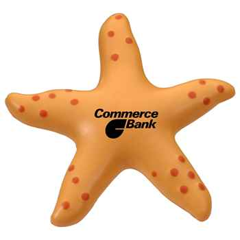 Starfish Stress Reliever - Personalization Available