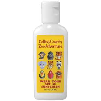 1-Oz. SPF-30 Sunscreen Lotion - Personalization Available
