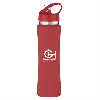 Hampton Stainless Steel Bottle 25-Oz. - Personalization Available