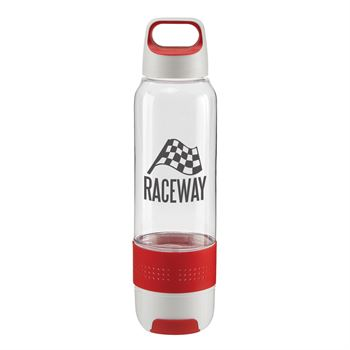 Hydra Chill Water Bottle 17-Oz. with Cooling Towel - Personalization Available
