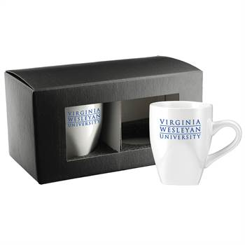 Cosmic Ceramic Mug 12-Oz. 2-in-1 Gift Set - Personalization Available