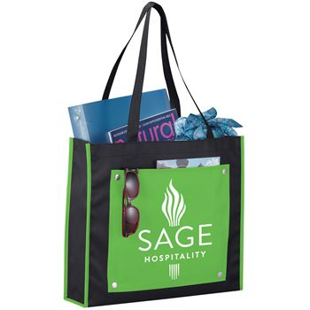 Snapshot Convention Tote Bag - Personalization Available