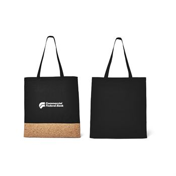 5-oz Cotton/Cork Tote Bag - Personalization Available