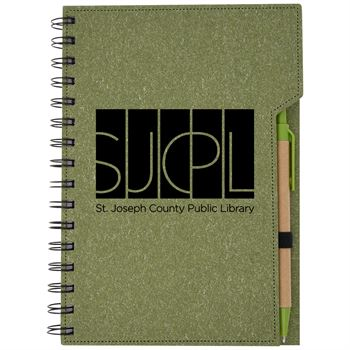 Inspirational Spiral Notebook - Personalization Available