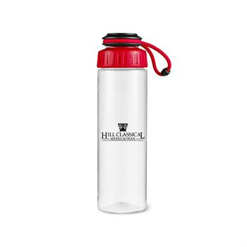 Tubular Tritan Water Bottle 25 oz. - Personalization Available
