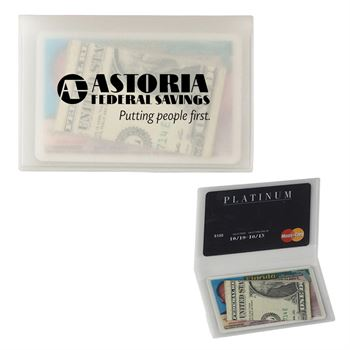 ID/Card Holder - Personalization Available