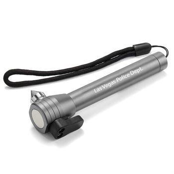 4-In-1 COB Emergency Flashlight - Personalization Available