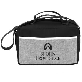 Transport 6-Pack Cooler Tote - Personalization Available