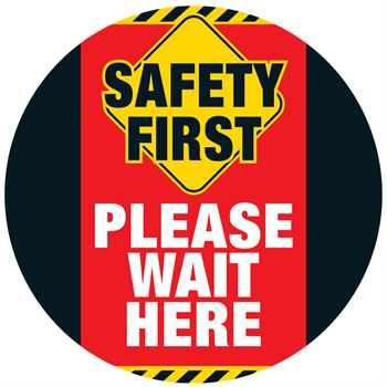 Safety First: Please Wait Here�18