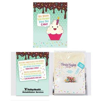 InstaCake Appreciation Card - Personalization Available