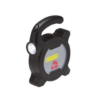 Dual Beam COB LED Flashlight/Work Light - Perosnalization Available