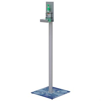 Hand Sanitizer Stand Kit - Please Disinfect Your Hands