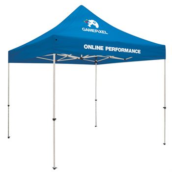 Standard 10' Tent Kit - 2 Location Personalization Available