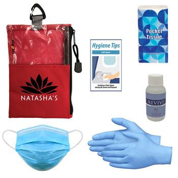 Return to Work PPE Kit - Personalization Available