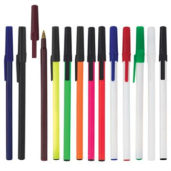 Brittany Stick Pen - Single Use - Individually Wrapped