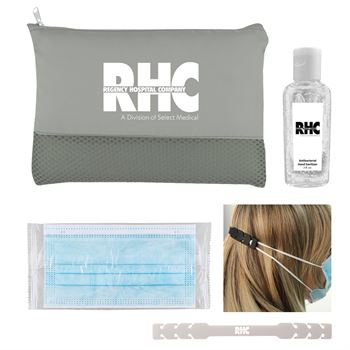 Mask and Sanitizer Kit - Personalization Available
