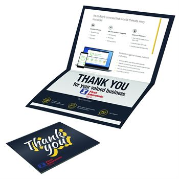 Post Card With WebCam Cover - Full Color - Personalization Available