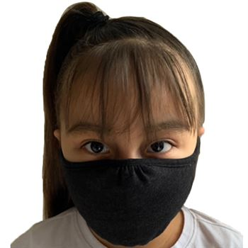 Youth Next Level 2-Ply Blended� Face Mask - Blank