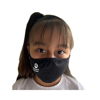 Youth Next Level 2-Ply Blended Face Mask - Personalization Available