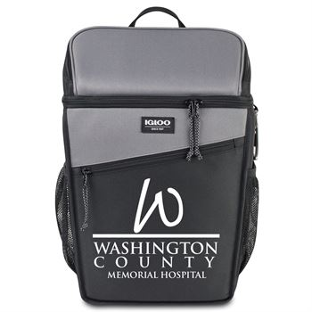 Igloo Juneau Backpack Cooler - Personalization Available