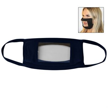 2-Ply 100% Cotton Face Mask with Anti Fog Window