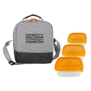 Bay Handy Portion Control Lunch Kit -�Personalization Available