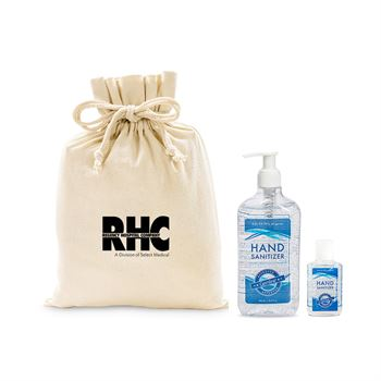 Hand Sanitizer 2-Pack - Personalization Available