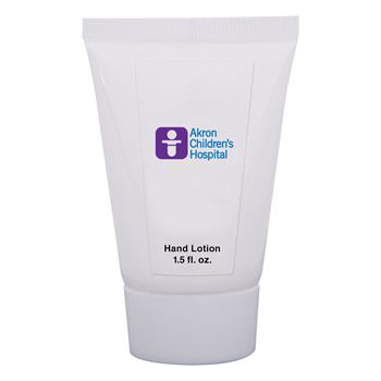 1.5 oz. Hand Lotion Tube-Personalization Available