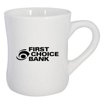 Vitrified Mug 10 oz.-Personalization Available