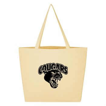 The Outing Cotton Twill Tote Bag-Personalization Available