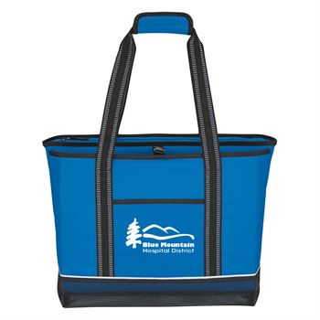 Daytona Cooler Tote Bag-Personalization Available