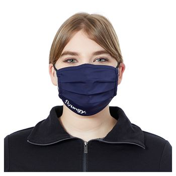 2-Ply Pleated Eco Face Mask - Personalization Available