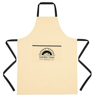 Cotton Cooking Apron - Personalization Available