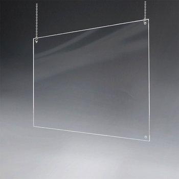 Large Hanging Safety Barrier - 1/8