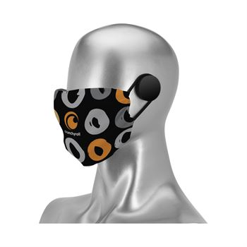 Mystique Dye-Sublimated DIY Face Mask