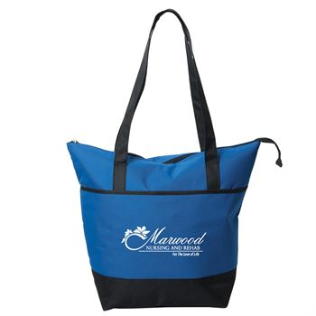 Carry Cold Cooler Tote - Personalization Available