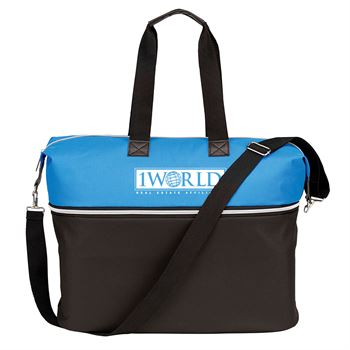 Expandable Travel Duffel Tote - Personalization Available