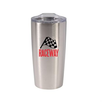 Perfect Temp 20 Oz Stainless Steel Vacuum Tumbler-Personalization Available
