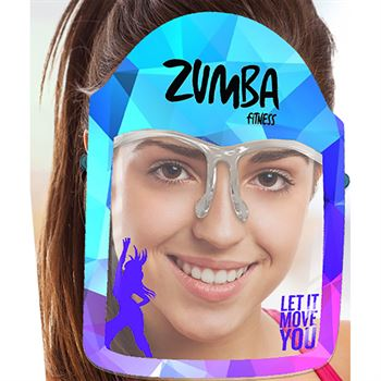 Fun Face Shield - Personalization Available