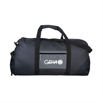 Reflective Pocket Duffle Bag-Personalization Available
