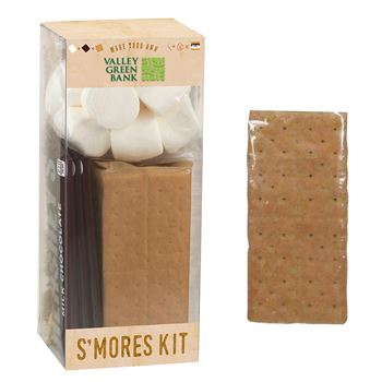 Executive S'mores Kit - Full Color Personalization Available