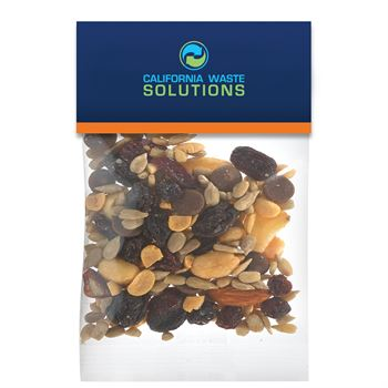 Healthy Header Bags (Energy Trail Mix 1-oz)-Personalization Available
